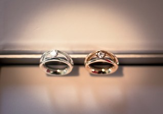 Polished Bronze & Polished Premium Silver