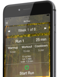 Couch to 5K Run App