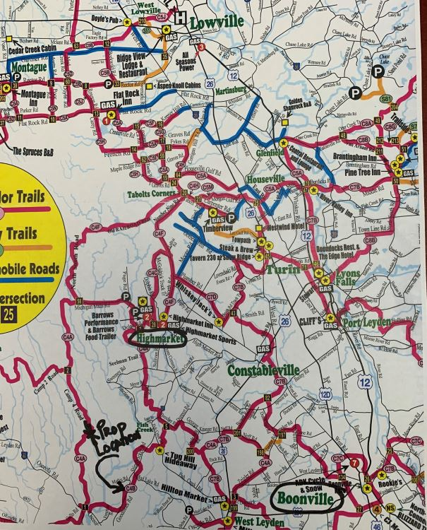 Tug Hill Snowmobile Trail Map : snowmobile, trail, VandeWater, Associates, Licensed, Estate, Brokerage, (800), 615-2321, (315), 348-8884, Vandewater, Posted, 3/22/2021, Acres, Beautiful, Adirondack, Frontage., Spectacular, Building, Sites, Overlooking