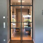 Stahl-Loft-Tür (Drehflügel)