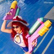 Miss Fortune Poolparty by xxDeiChAnXDD photo by: Anthony Guttierez http://xxdeichanxdd.deviantart.com/