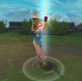 Miss Fortune Pool party