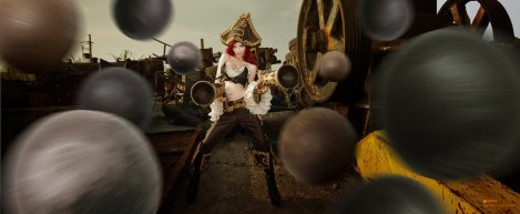 Miss Fortune By: Julia-MiFei By: Julia-MiFei ( http://julia-mifei.deviantart.com/gallery/ )