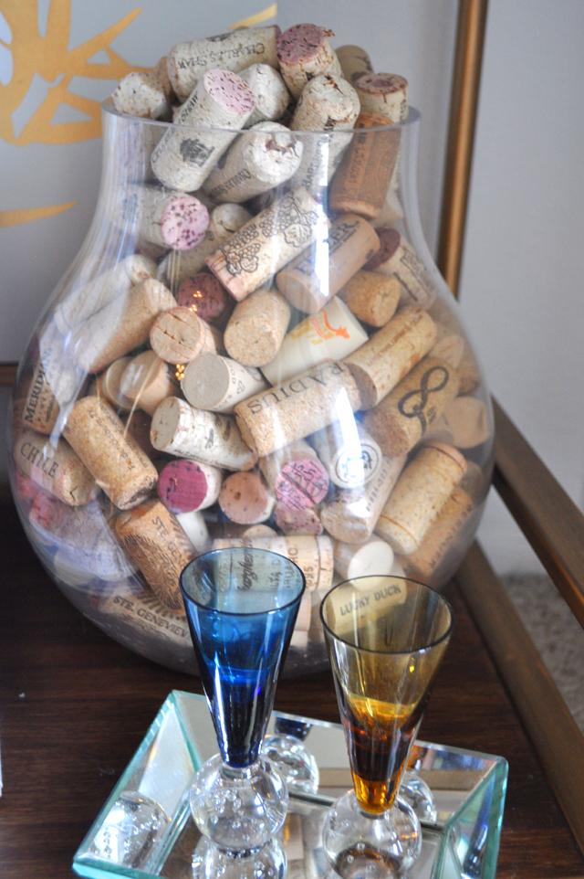 wine-corks-bar-cart-interiors-decor-shot-glasses-blog-vandi-fair