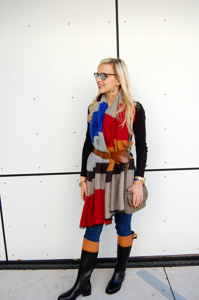 belted-blanket-scarf-fashion-blogger