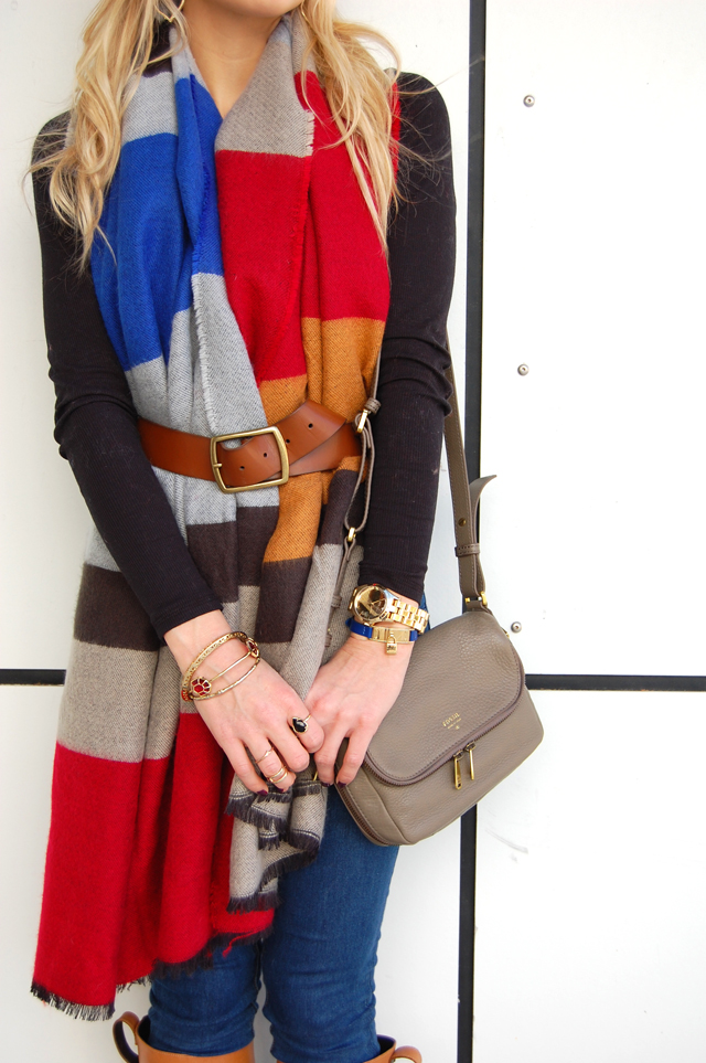 belted-oversized-scarf-blogger-outfit