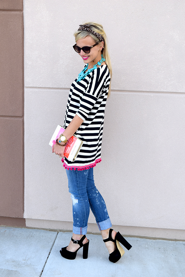 oversized-striped-top