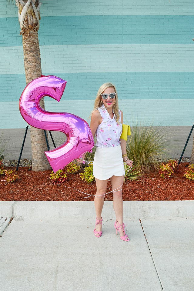 vandi-fair-lauren-vandiver-dallas-texas-southern-fashion-lifestyle-blogger-2-year-blogiversary-24-things-about-me-goodnight-macaron-pink-flamingo-shirt-topshop-white-scallop-mini-skirt-11