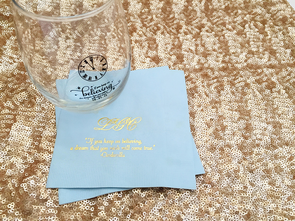 lauren-vandiver-cole-green-wedding-dallas-texas-weddings-vandi-fair-blog-fashion-bridal-blogger-new-years-eve-nye-cinderella-disney-vandigoesgreen-dad-daughter-dance-napkins-favors