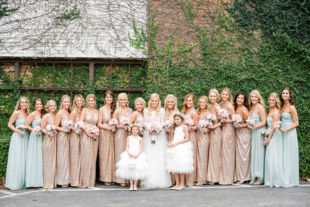 MY BRIDAL PARTY LOOKS A GIVEAWAY Vandi Fair