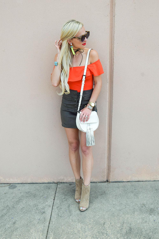 vandi-fair-blog-lauren-vandiver-dallas-texas-southern-fashion-blogger-nordstrom-leith-faux-suede-lace-up-miniskirt-skirt-topshp-ruffle-off-the-shoulder-bodysuit-6