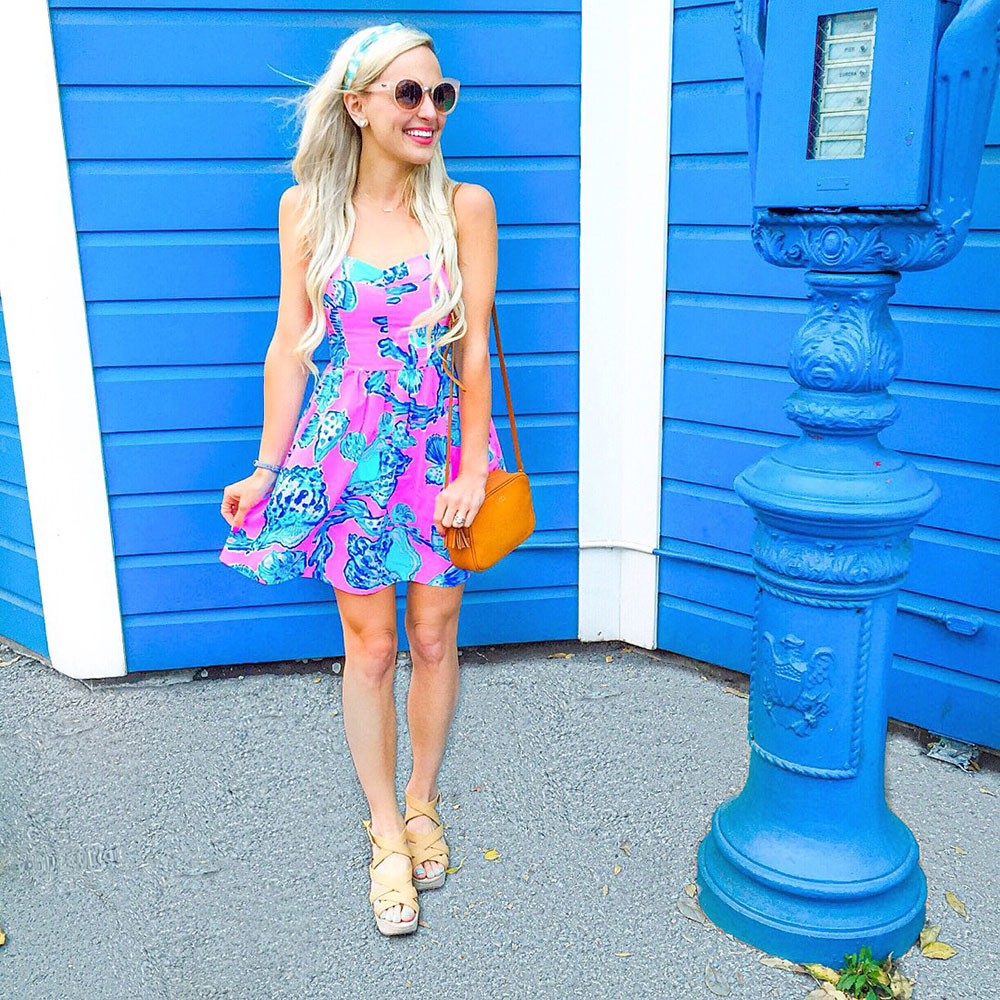 vandi-fair-blog-lauren-vandiver-dallas-texas-southern-fashion-travel-blogger-our-california-adventure-road-trip-san-francisco-fishermans-wharf-lilly-pulitzer-dress-