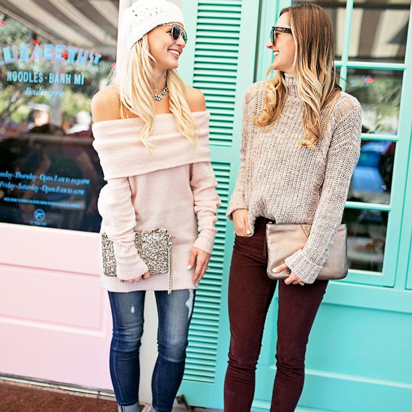sweaters-jeans-and-booties-outfits