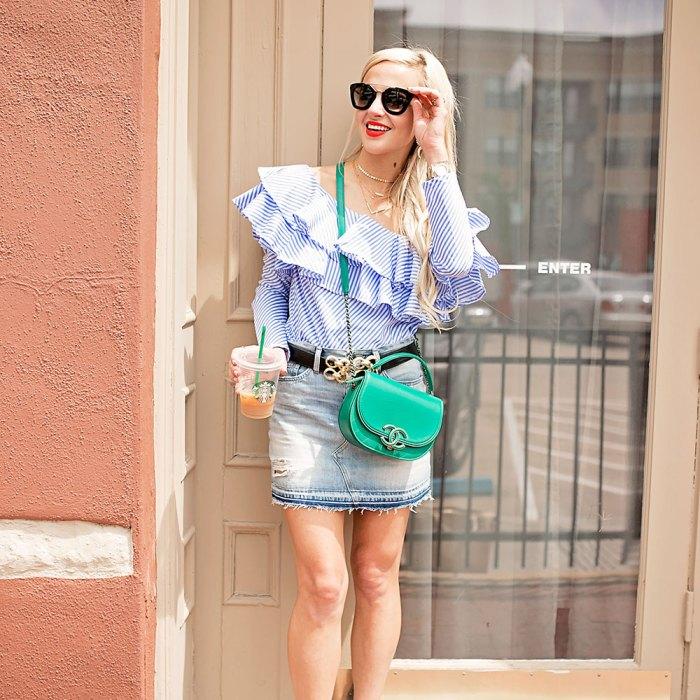 denim-mini-skirt-spring-outfit