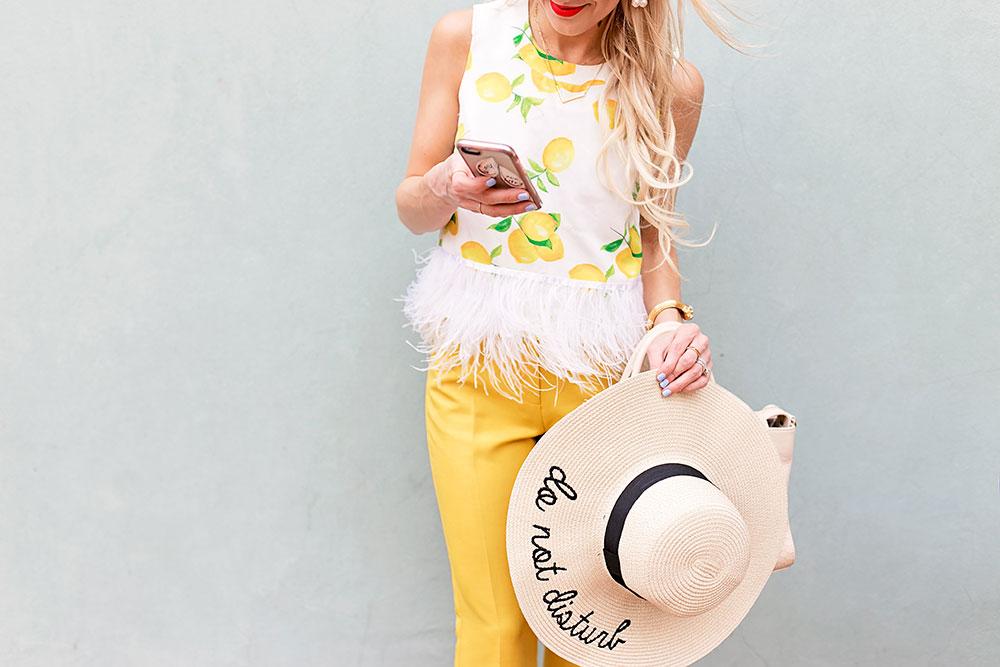 preppy-summer-lemon-outfit