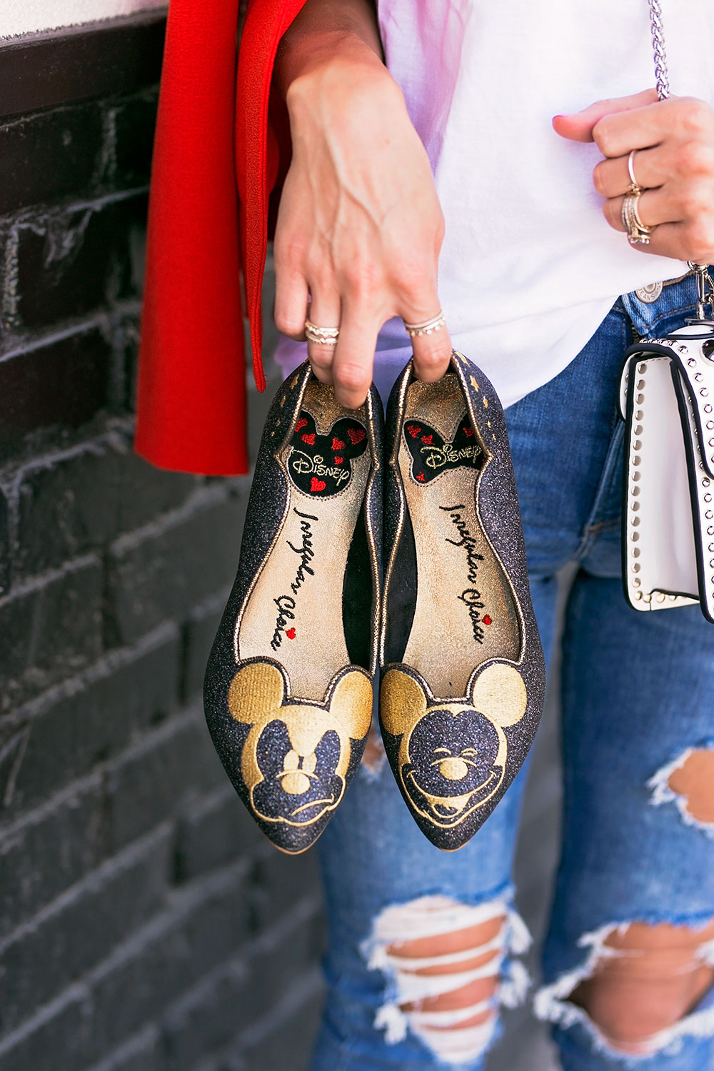 mickey mouse pumps