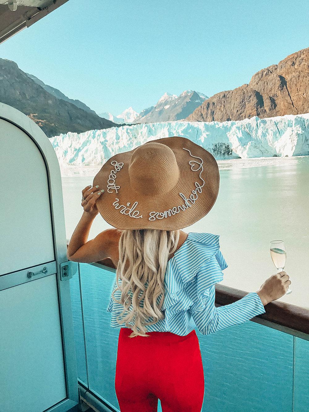 alaska cruise scenery