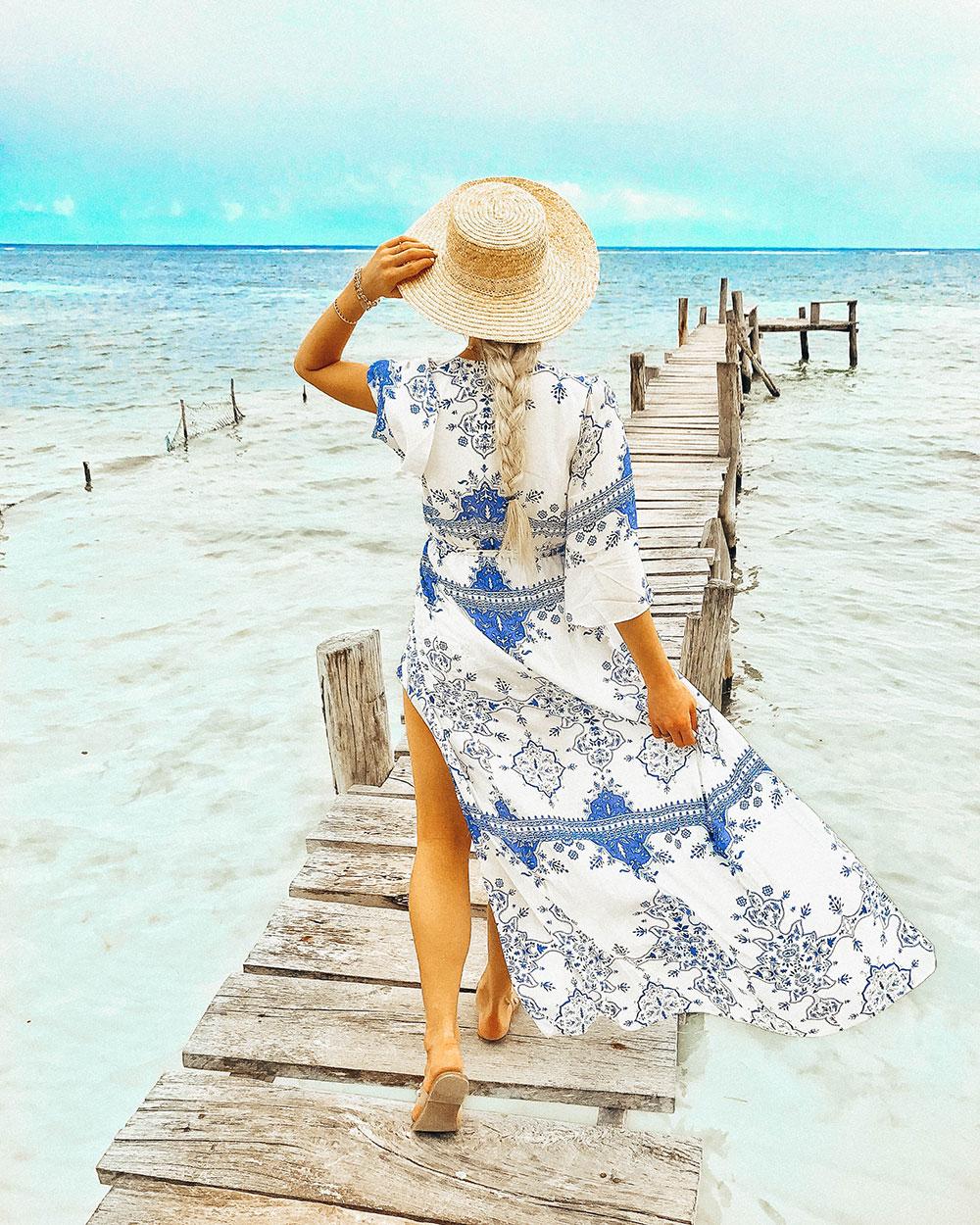 mahaual beach