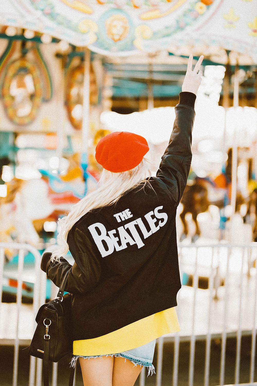 the beatles jacket
