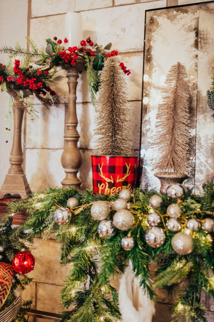 How To Decorate A Small Living Room For Christmas 12 Ideas