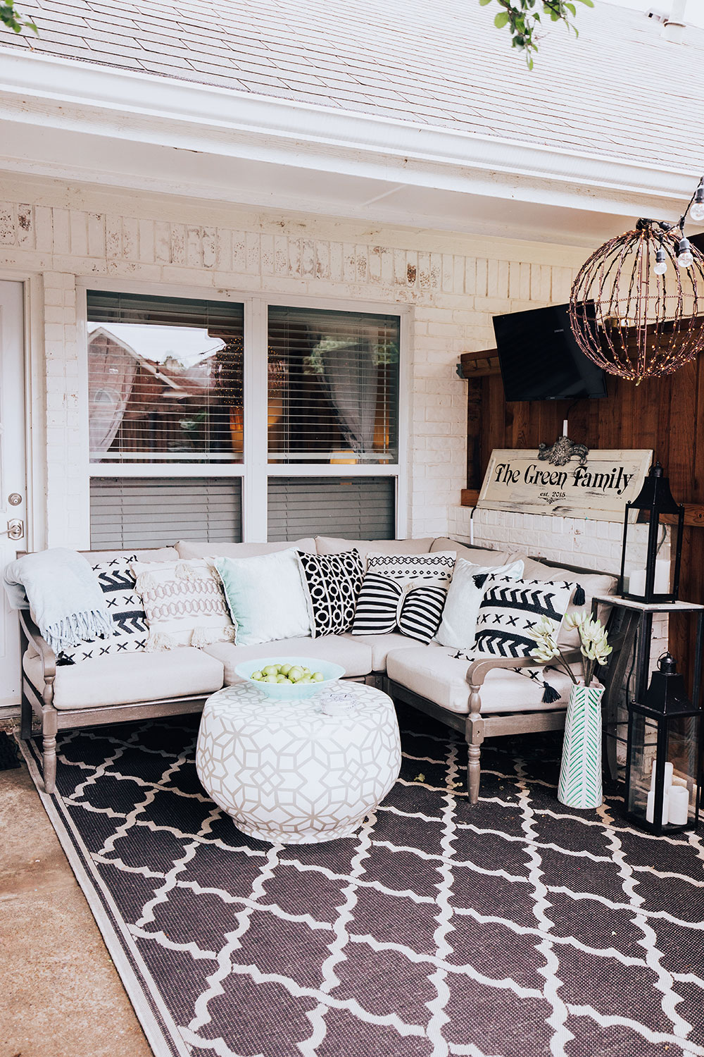23+ Outdoor Back Porch Ideas Images