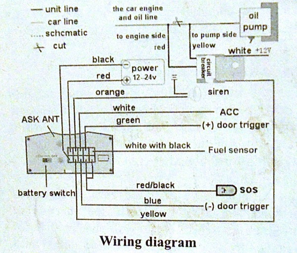 b tracker electrical wiring diagram