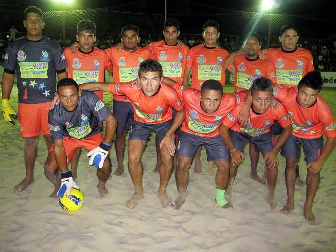 Seleções de Beach Soccer de Peri Mirim
