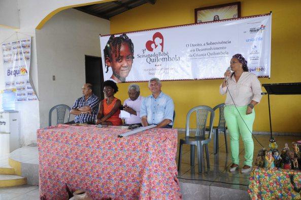 Secretária Dinha Pinheiro fala dos avanços alcançados por Bequimão após a I Semana do Bebê