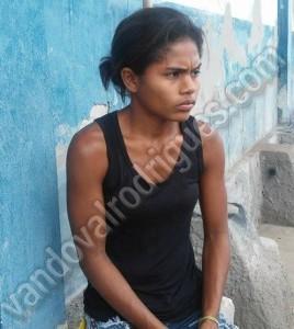 Sildiane Ferreira de 25 anos  foi conduzida para a DP de Pinheiro