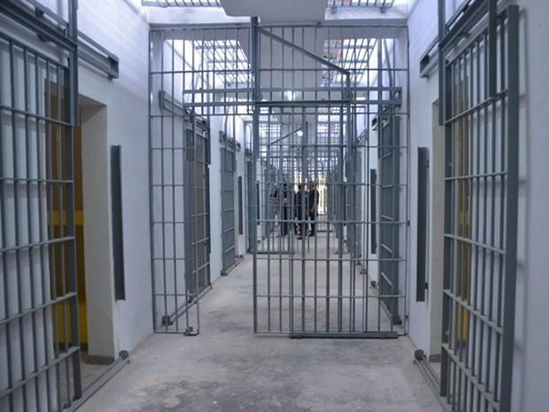 Presídio tem dois blocos com 20 celas coletivas com capacidade para oito presos (Foto: Clayton / Secom)