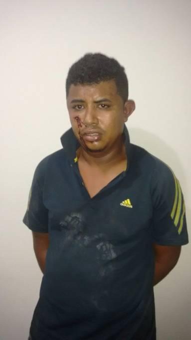 Romário Melo de Araújo suspeito de envolvimento do assalto aos correios de Tufilândia