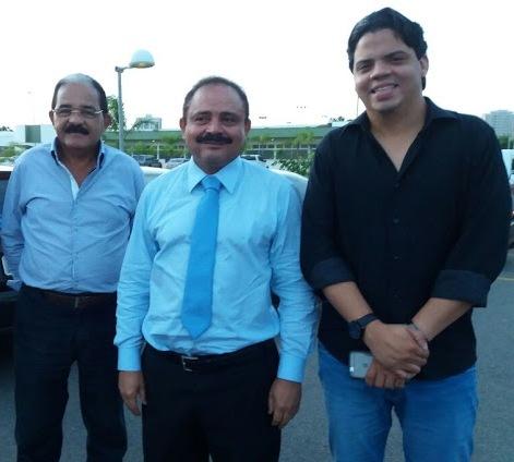 Zé Genésio, Ex-prefeito cassado, Waldir Maranhão deputado enrolado e Luciano Genésio, uma réplica do pai, Zé Genésio.