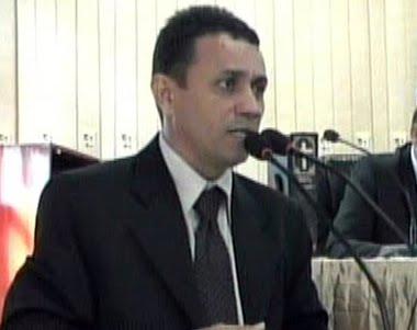 Vereador, Stélio Cordeiro (PSDB) vice-prefeito eleito da cidade de Pinheiro.