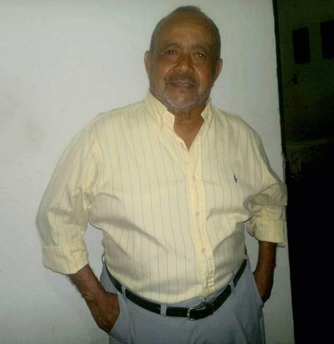 Antônio Carlos Tuzinho Rodrigues faleceu aos 75 anos