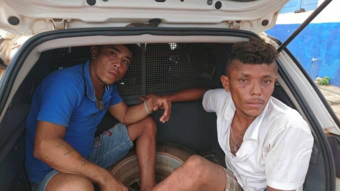 José das Mercês Cardoso Souza de 31 anos e José da Paixão Cardoso  Souza de 29 anos ambos  residentes no povoado Posto Seleção  na cidade de Cajapió