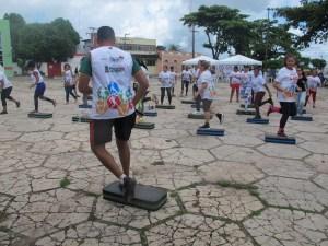 Governo do Estado realiza Caravana Mais Lazer para Todos em Pinheiro