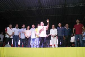 Luis da Amovelar Filho anuncia apoio a chapa com Flávio Dino e Weverton