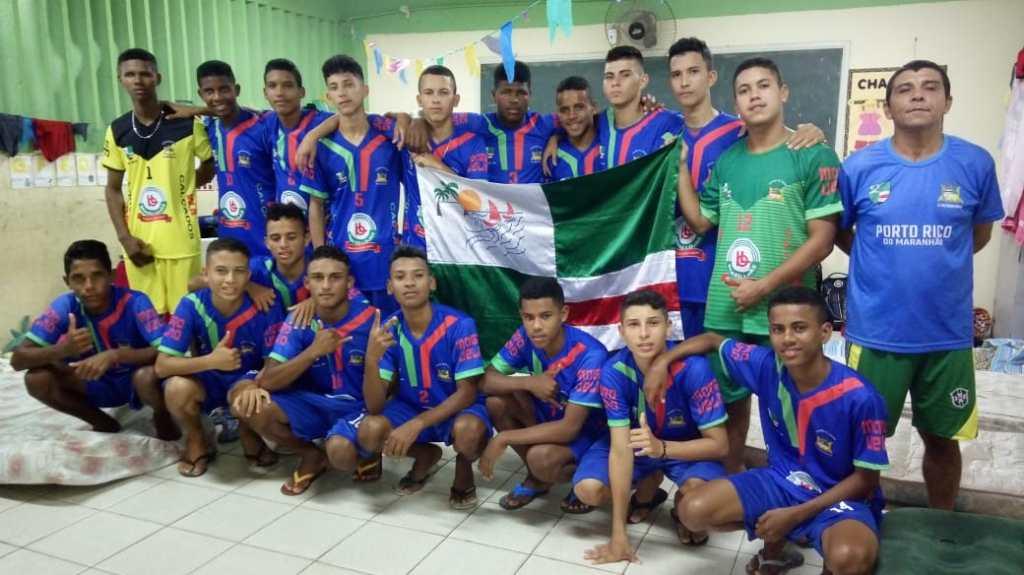 Mais de 100 atletas de Porto Rico vão à Pinheiro participar do JEM´s 2018