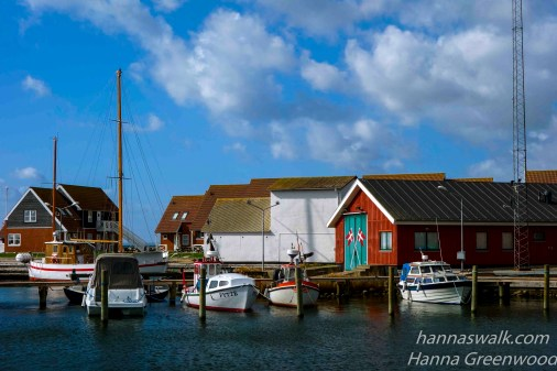 Klintholm Havn, Møn