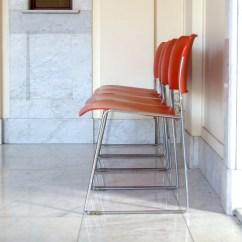 David Rowland Metal Chair X Rocker Gaming Cords Design Stoel Howe 40 4 Van Staal