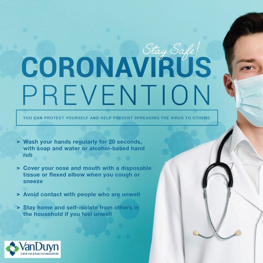 Quick Tips on Preventing Coronavirus