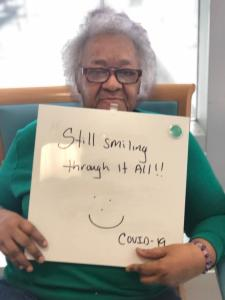 Our Residents Send These Messages to You