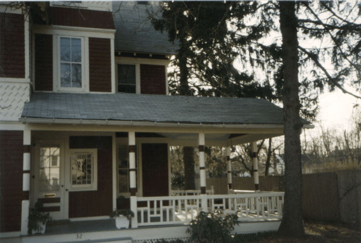 historic home