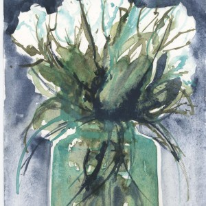 Expressive Watercolour Flowers Workshop