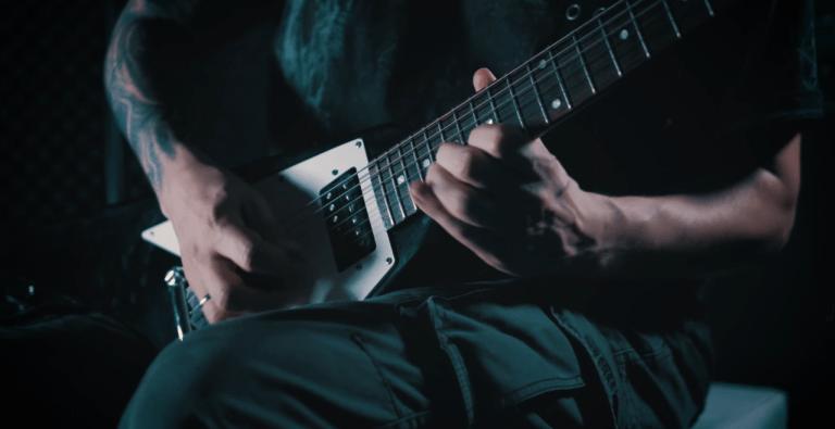 Making of Black Vengeance – guitars