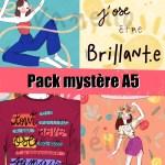 Pack Mystère – A5