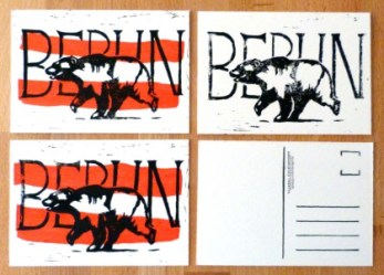 Berlin-Bär-Postkarte-Set-1