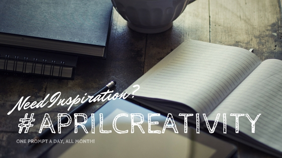 April Creativity At vanessabarger.com