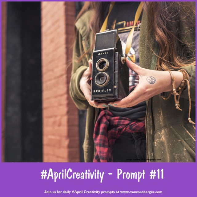 AprilCreativity - Day 11