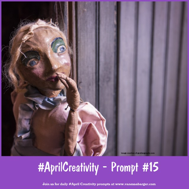 AprilCreativity - Day 15